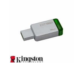 זכרון נייד Kingston DataTraveler 50 16GB USB 3.1