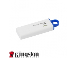 זכרון נייד Kingston DataTraveler G4 16GB USB 3.0