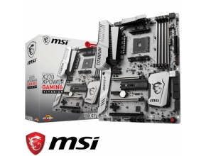 לוח אם MSI X370 XPOWER GAMING TITANIUM