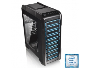 מחשב נייח Gaming הכולל מעבד Intel Core™ i5-7600 3.5GHz Quad Core Kaby Lake