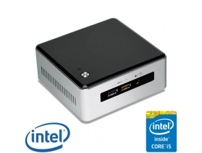 מחשב מיני NUC דגם NUC5i5RYH הכולל מעבד Intel Core™ i5-5250U 1.6GHz