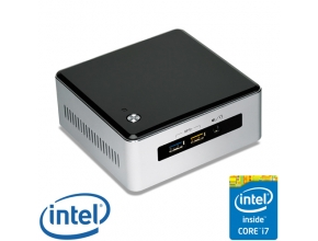 מחשב מיני NUC דגם NUC5i5RYH הכולל מעבד Intel Core™ i7-5557U 3.1GHz