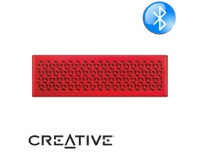 רמקול נייד Creative Muvo Mini Wireless Bluetooth בצבע אדום