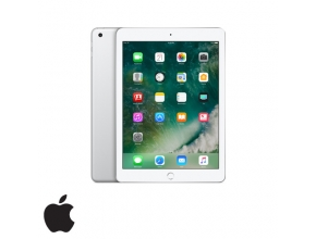 "אייפד Apple iPad 9.7"" 128GB Wi-Fi בצבע כסוף"