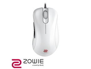 עכבר BenQ design by Zowie Series EC-A EC2-A בצבע לבן