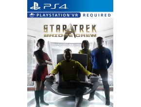 משחק Star Trek: Bridge Crew PS4