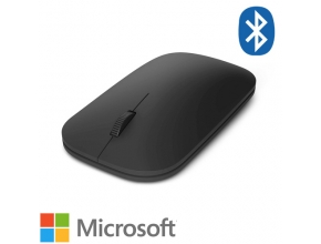עכבר Microsoft אלחוטי Designer Bluetooth בצבע שחור