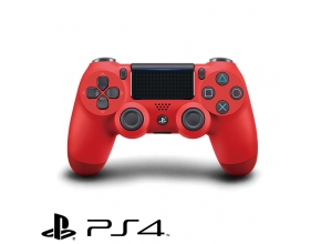 בקר אלחוטי Sony PS4 DUALSHOCK 4 Wireless Controller Magma Red V2