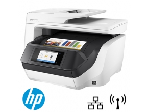 מדפסת משולבת HP OfficeJet Pro 8720 All-in-One Wi-Fi M9L75A