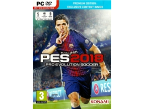 משחק Pro Evolution Soccer 2018  PC