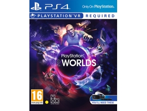 משחק PlayStation VR Worlds PS4