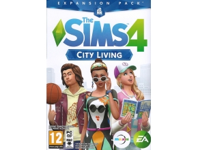 הרחבה למשחק THE SIMS 4 City Living PC