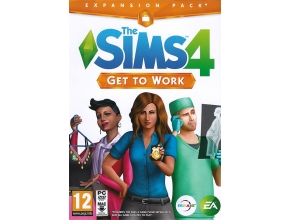 הרחבה למשחק THE SIMS 4 Get To Work PC