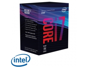מעבד Intel Core i7-8700 Coffee Lake Box