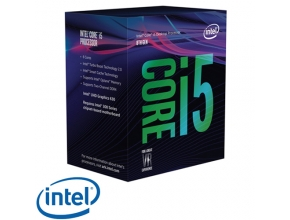 מעבד Intel® Core™ i5-8400 Coffee Lake Box