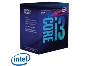 מעבד Intel® Core™ i3-8100 Coffee Lake Box