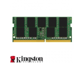 זיכרון למחשב נייד Kingston ValueRAM 4GB DDR4 2400MHz KVR24S17S6/4 SODIMM