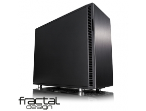מארז מחשב Fractal Design Define R6 Black בצבע שחור