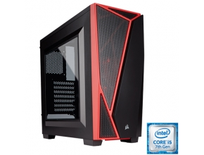 מחשב נייח Gaming הכולל מעבד Intel Core™ i5-7400 3GHz Quad Core Kaby Lake