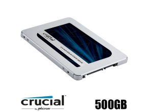 דיסק Crucial MX500 CT500MX500SSD1 500GB SSD