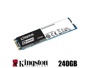 דיסק Kingston A1000 NVMe PCIe SA1000M8/240G 240GB SSD