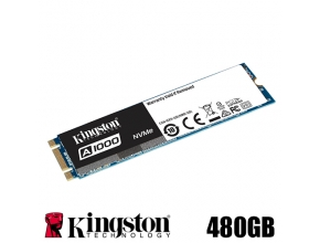 דיסק Kingston A1000 NVMe PCIe SA1000M8/480G 480GB SSD