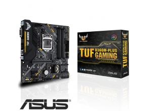 לוח אם Asus TUF B360M-PLUS GAMING