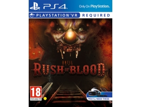 משחק Until Dawn: Rush of Blood PS4