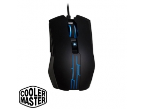 עכבר אופטי Cooler Master MM110 Gaming בצבע שחור