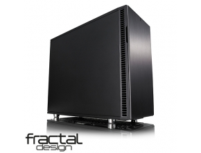 מארז מחשב Fractal Design Define R6 USB-C Black בצבע שחור