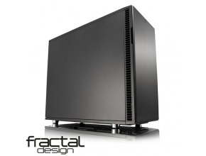 מארז מחשב Fractal Design Define R6 USB-C Gunmetal בצבע מתכת