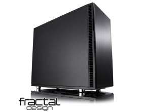מארז מחשב Fractal Design Define R6 USB-C Blackout בצבע שחור