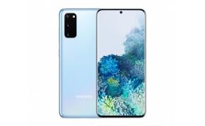 סמארטפון Samsung Galaxy S20 SM-G980F 128GB בצבע כחול - יבואן רשמי